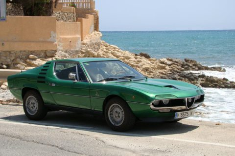 Repaired: Alfa Romeo Montreal