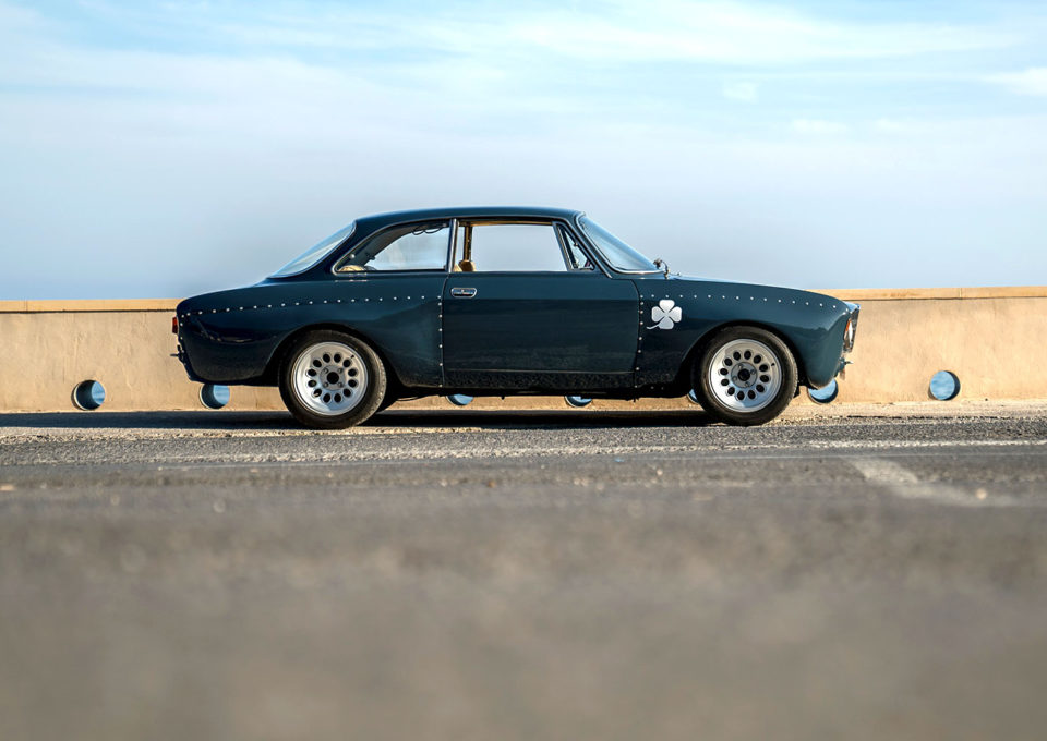Alfa Romeo GTA Junior Recreation