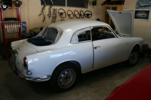 Pipeline: Coming Soon Alfa Romeo Sprint 1300
