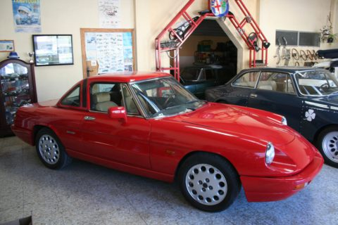 For Sale: Alfa Romeo Spider S4 17500€