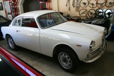 For Sale: Alfa Romeo Sprint 1300 (POA)